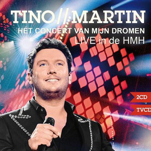 tino martin het concert van mijn dromen hmh