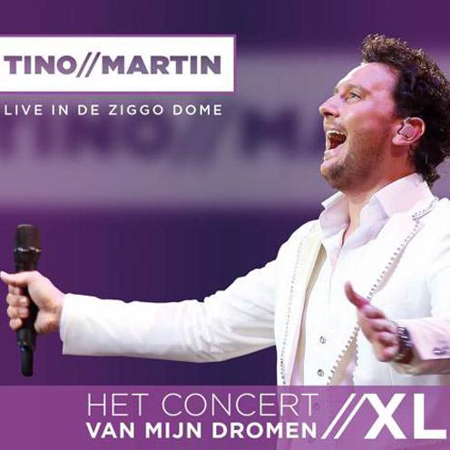 tino martin het concert van mijn dromen
