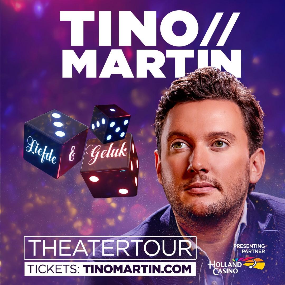 Tino Martin Theatertour Liefde & Geluk